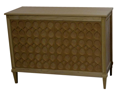Patterned Console #1063