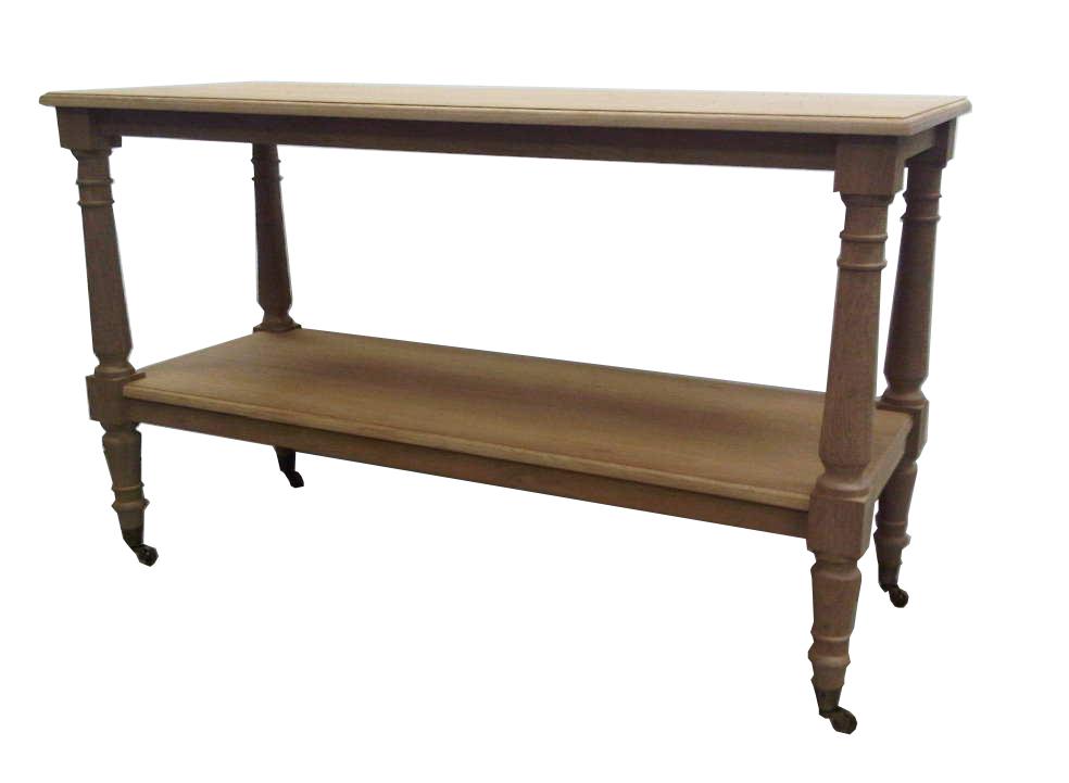 Regency Console Table #2057
