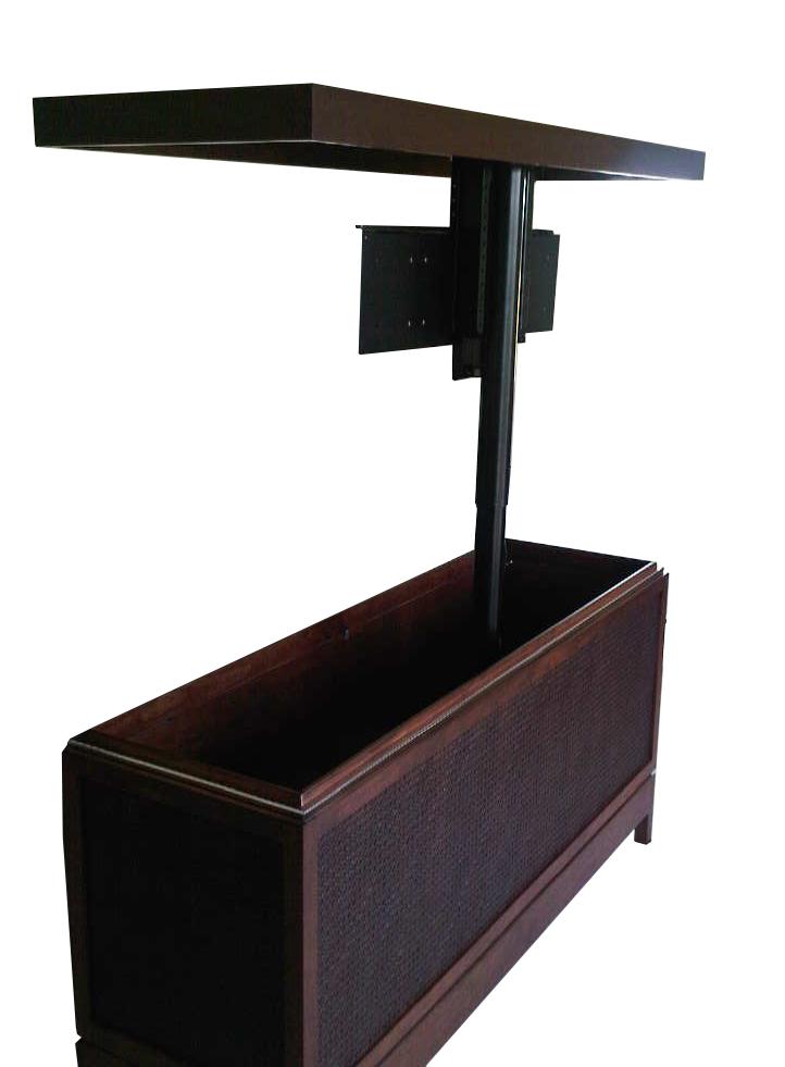 Pop Up Tv Cabinet #2071 (Open)