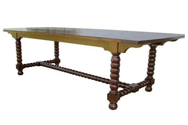 Bobbin Farm Table #1055