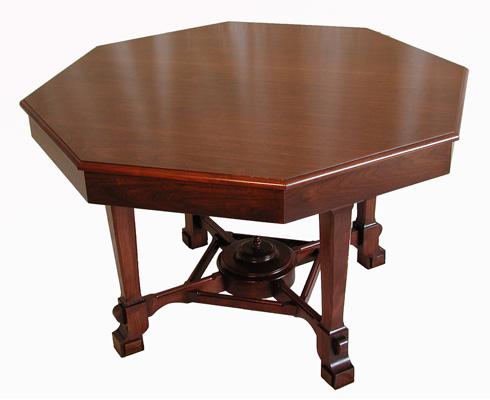 Octagon Center Table #1077