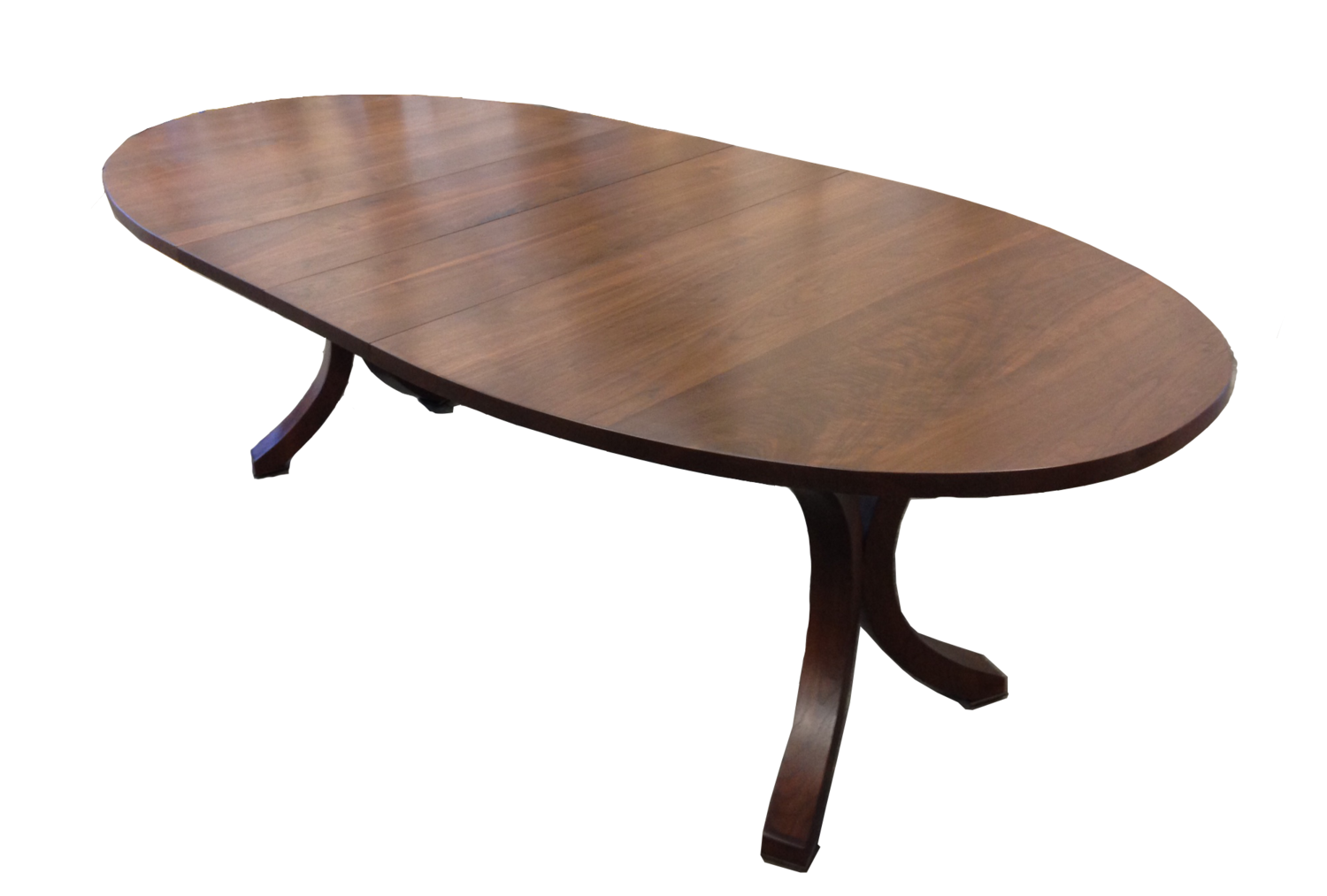 Oval Extension Dining Table #2066