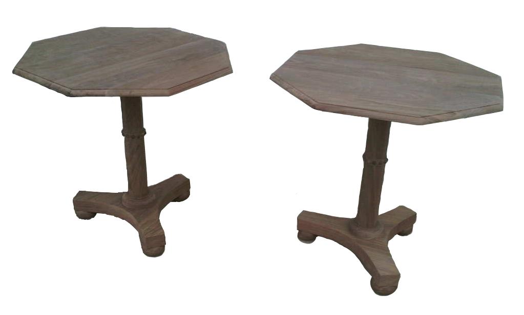 Pub Side Table # 2064