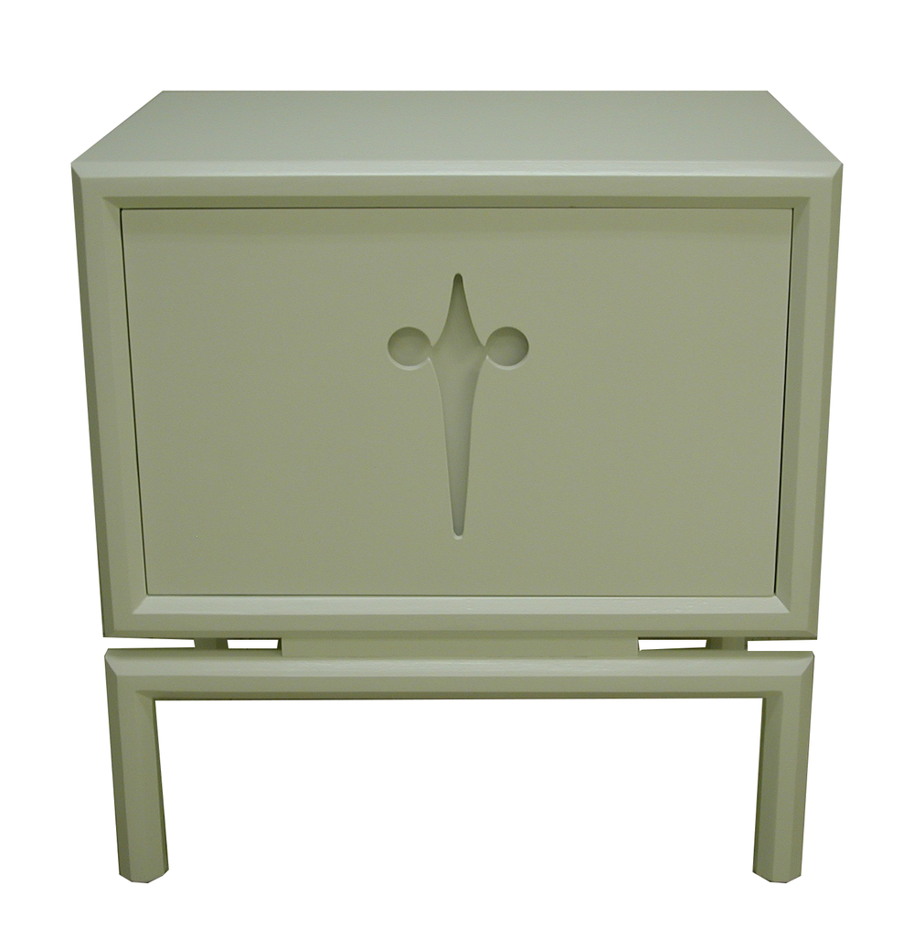 Side Table Cabinet #2069