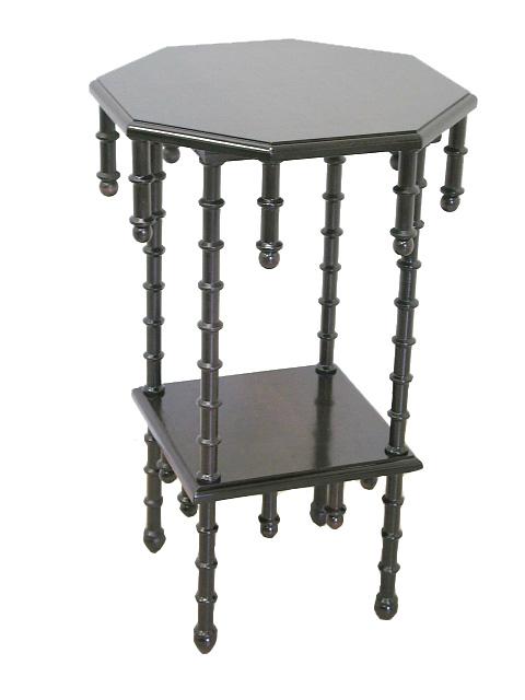 Spool Side Table #2106