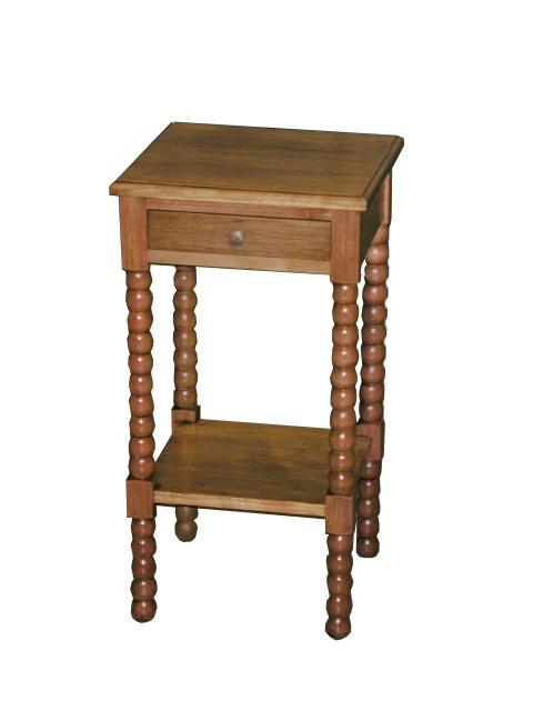 Bobbin Side Table #2107