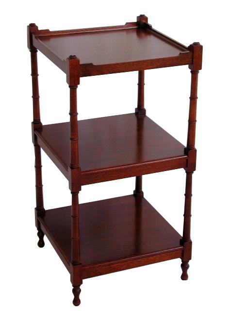 Regency Tiered Side Table #2108