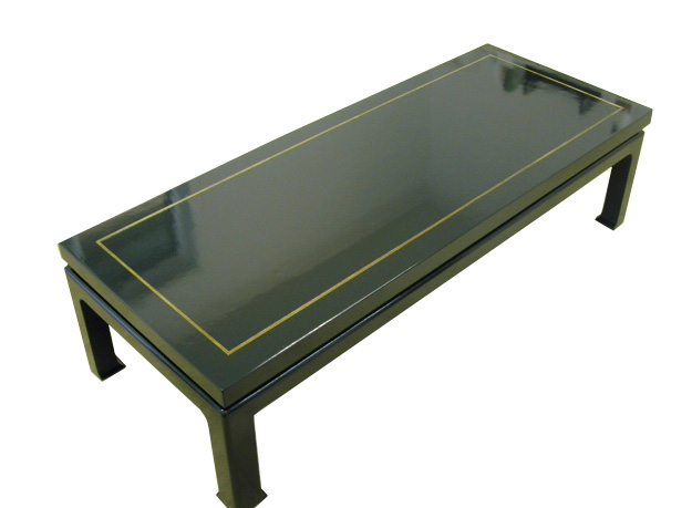 Lacquer Coffee Table #2103