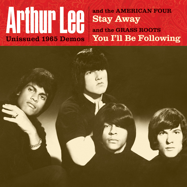 Arthur Lee - Stay Away 45 sleeve