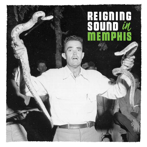 Reigning Sound - In Memphis 45 sleeve