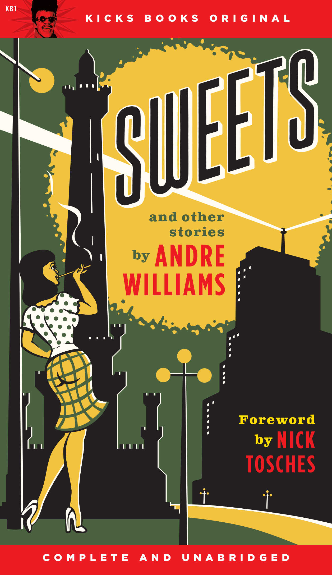 Andre Williams - Sweets cover