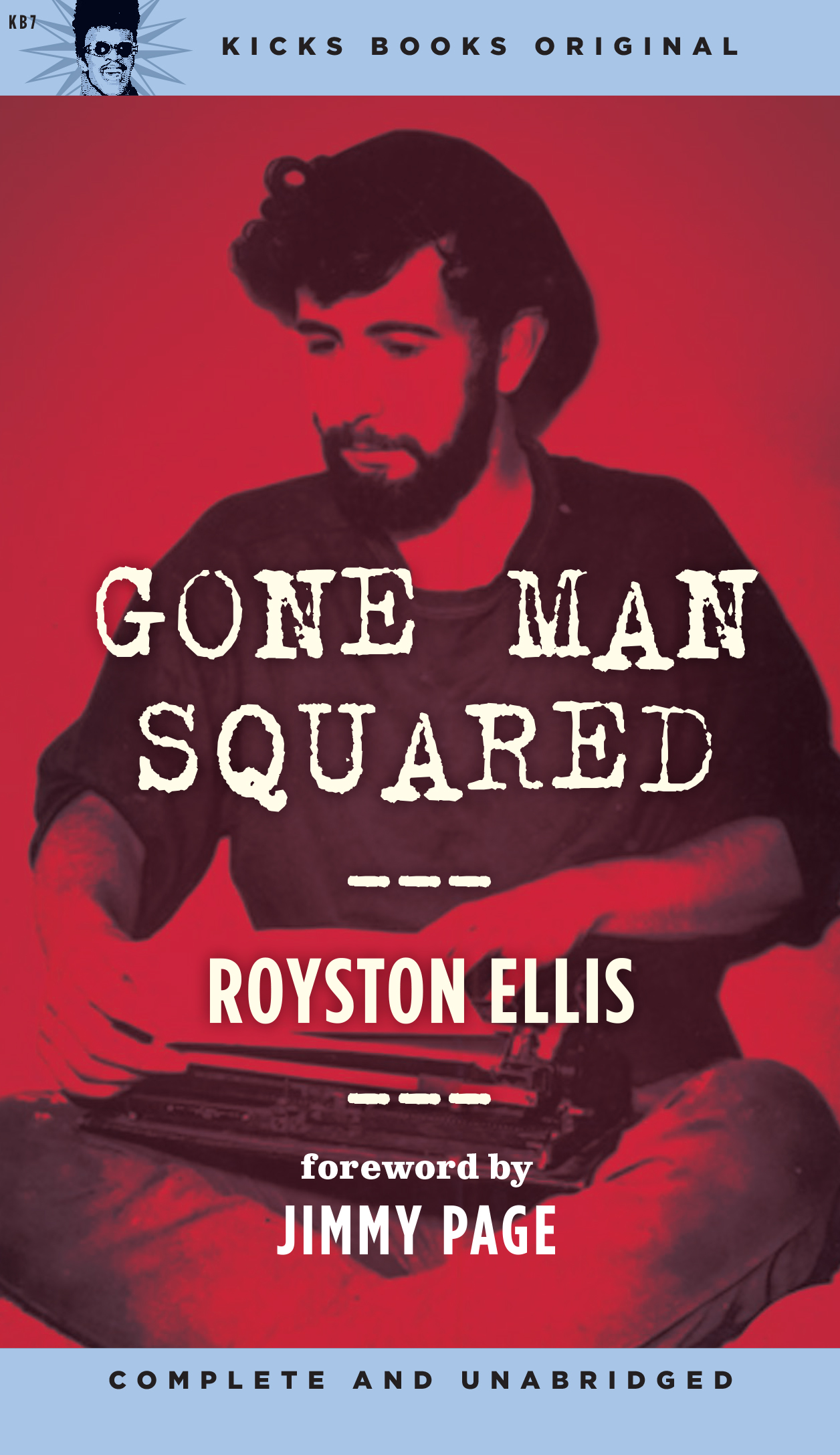 Royston Ellis - Gone Man Squared cover