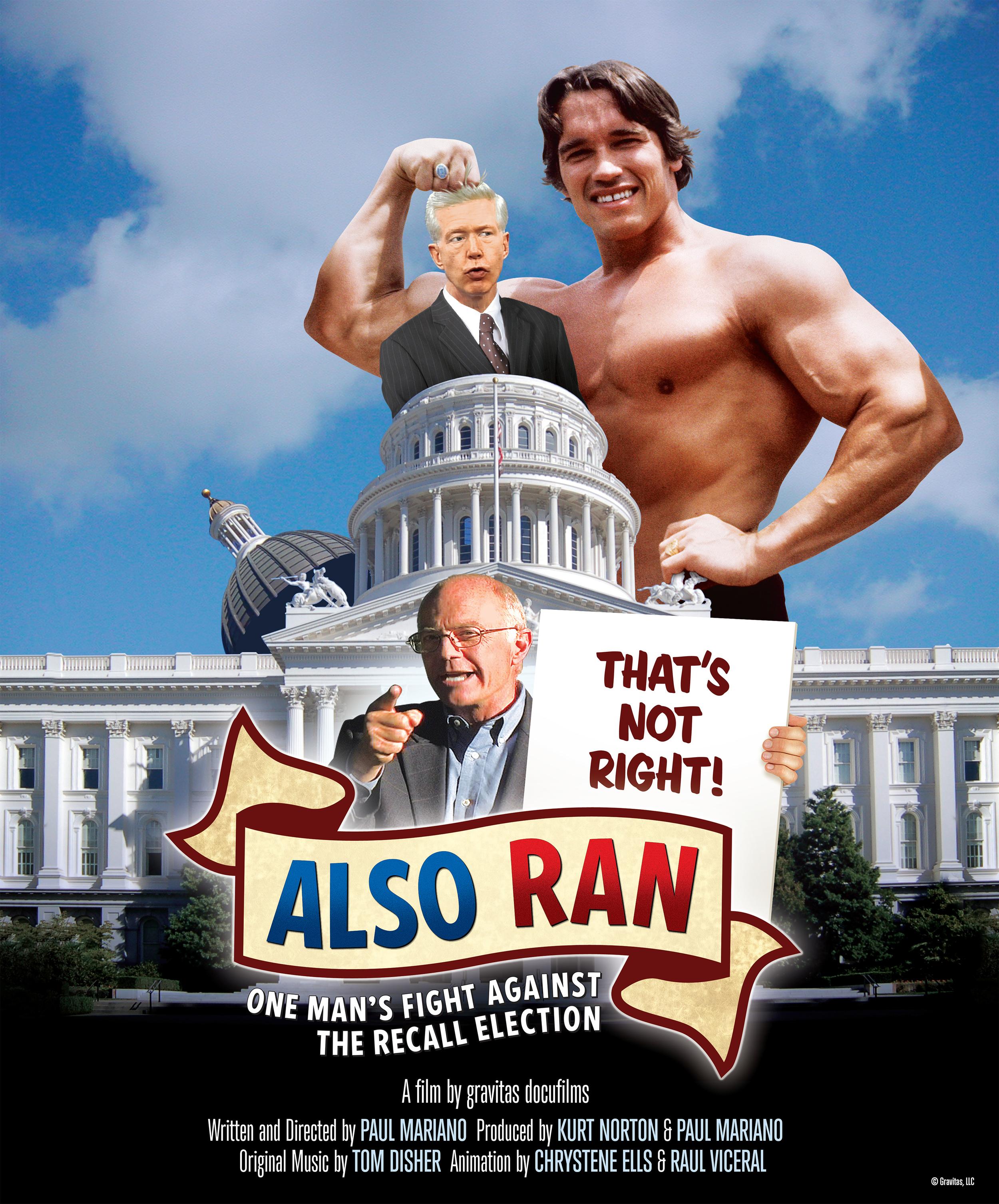 Also Ran movie poster