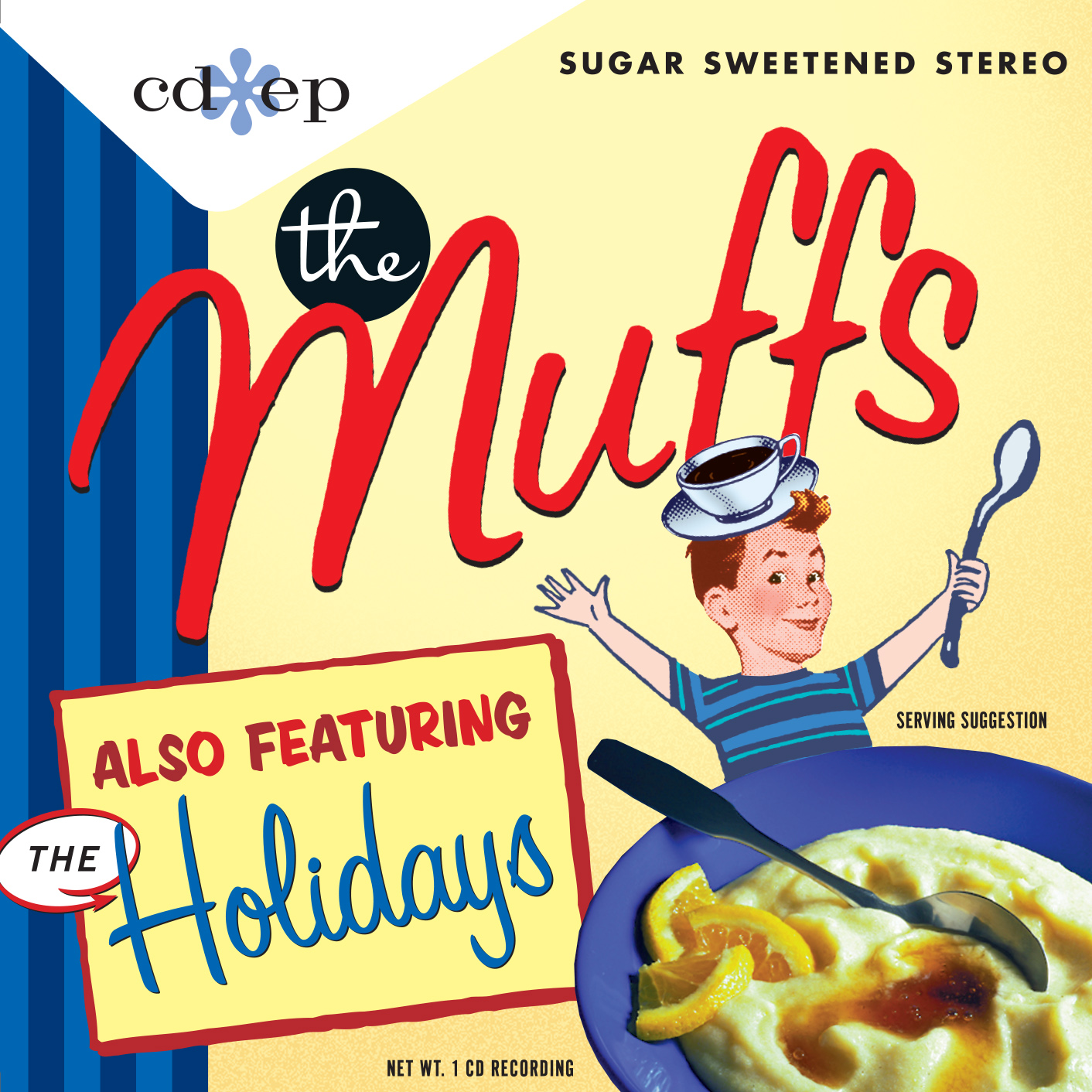 The Muffs CD cover