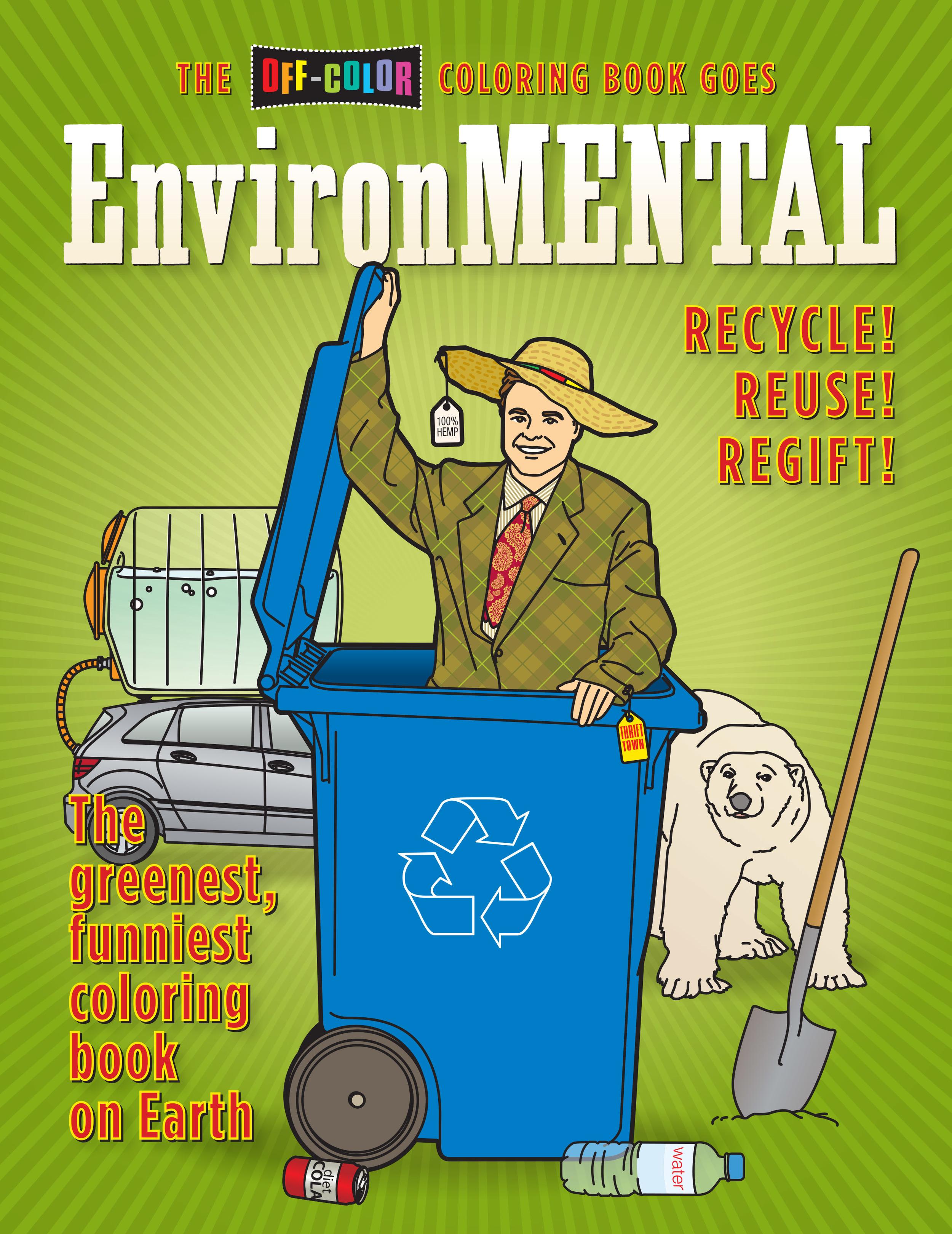 EnvironMENTAL cover