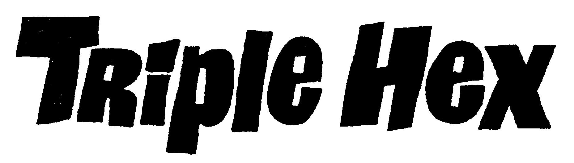 Triple Hex logo
