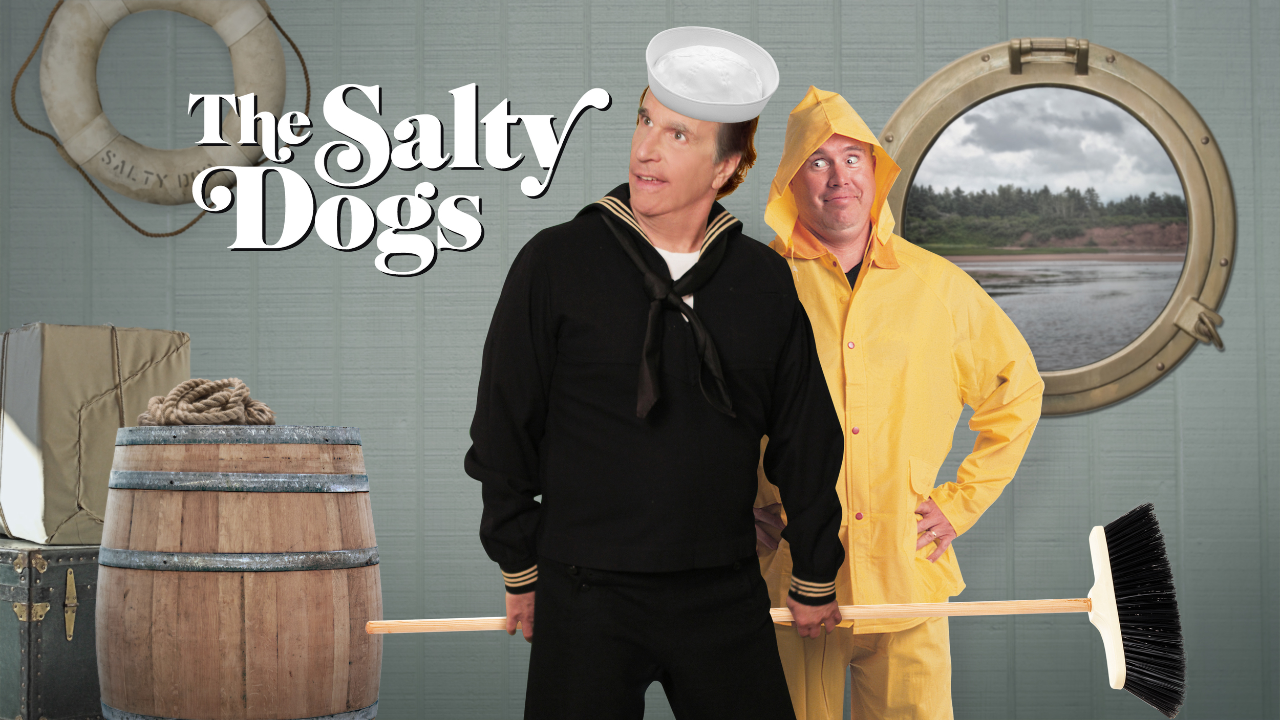Childrens Hospital/The Salty Dogs title card