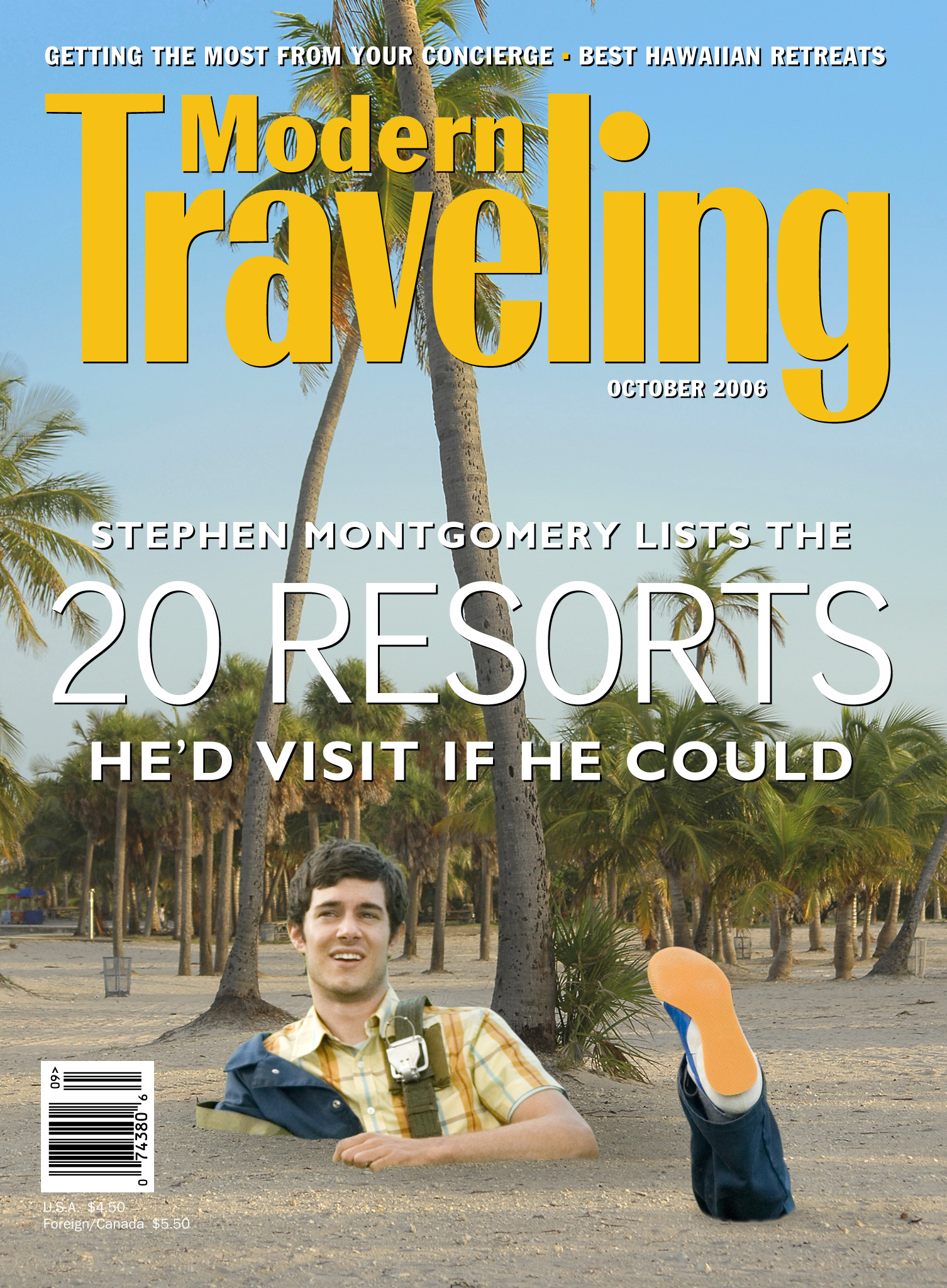 The Ten/magazine cover
