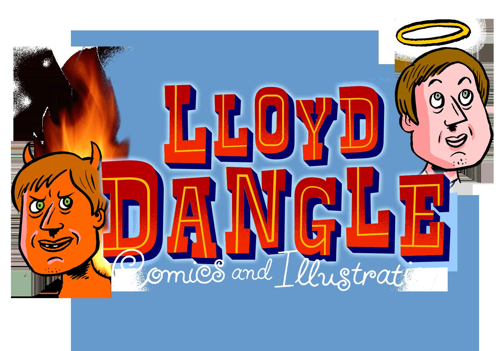 Lloyd Dangle logo