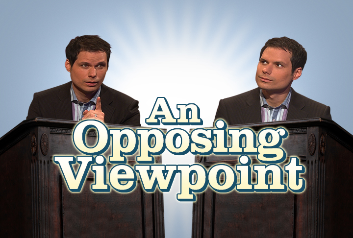 Michael Ian Black - An Opposing Viewpoint title card
