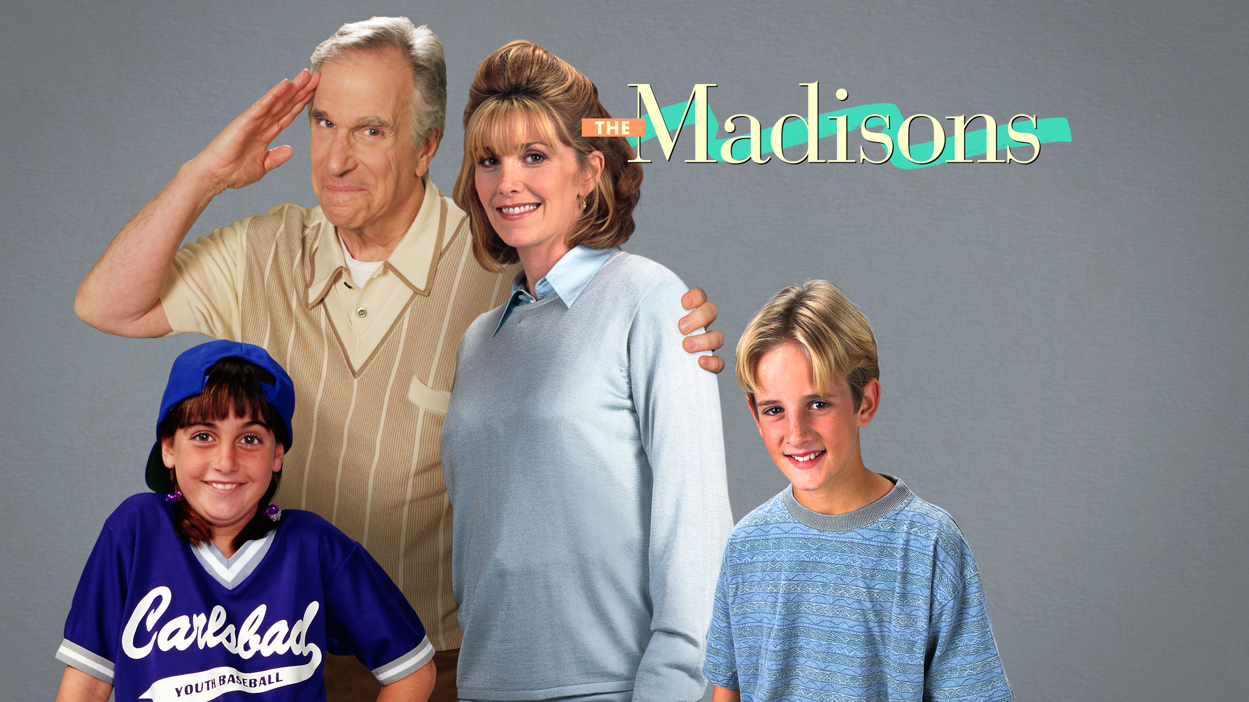 Childrens Hospital/The Madisons title card