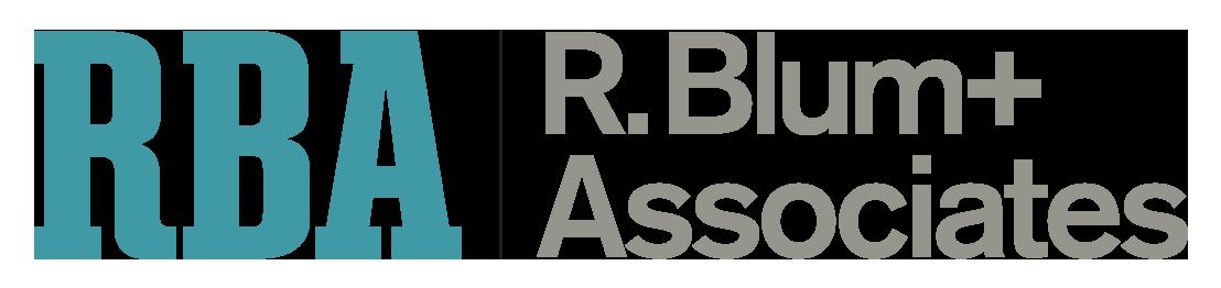 R. Blum and Associates logo