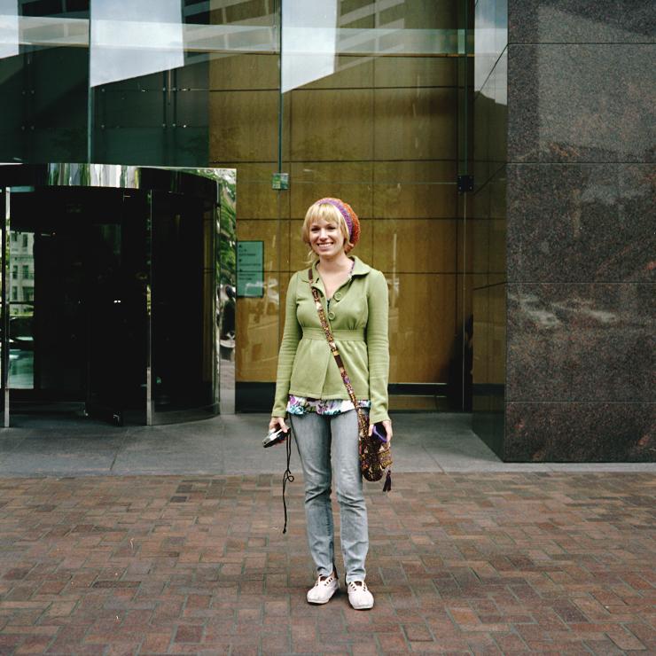 Krystyn, Columbia Center