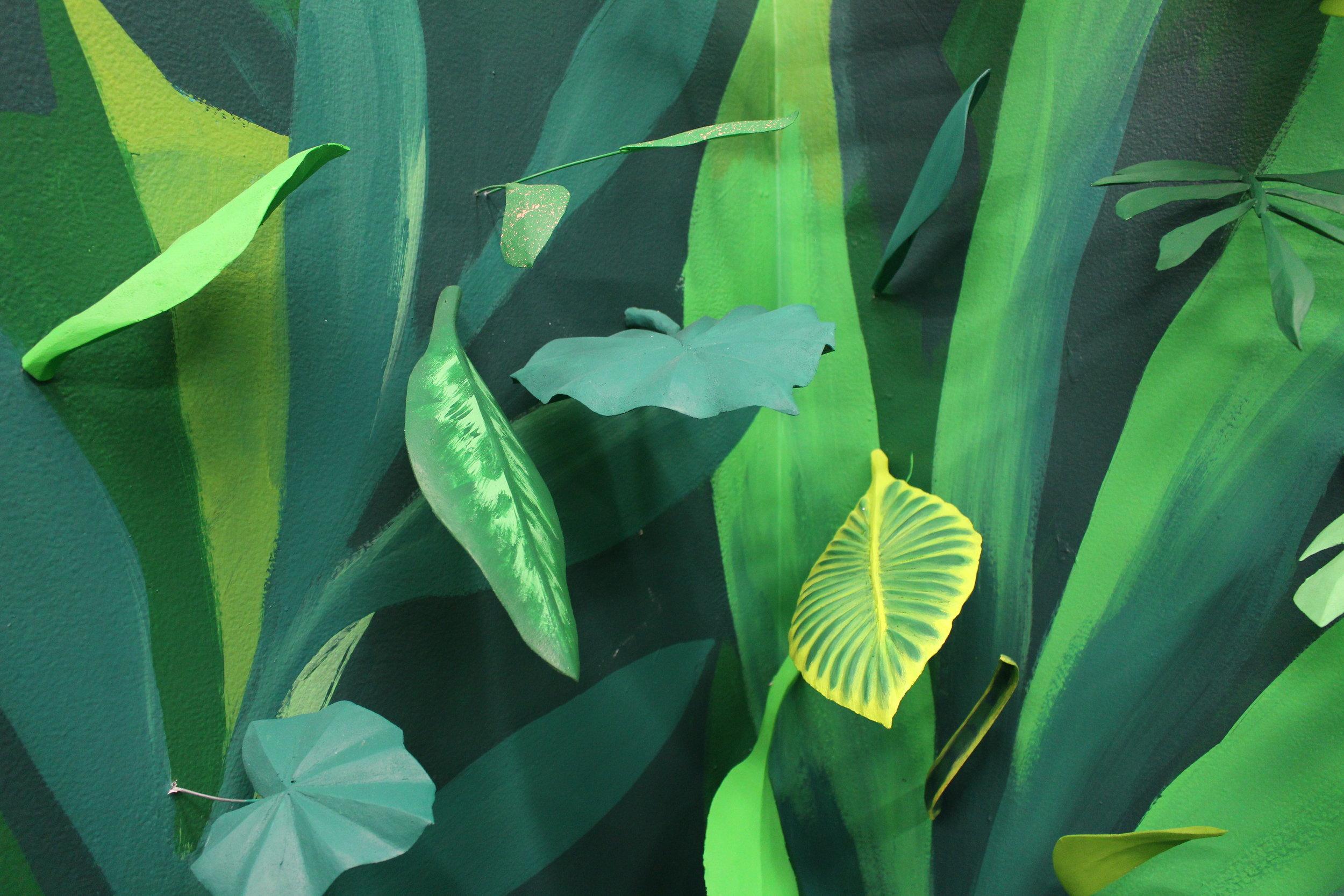 Secrets of Leaves - leaves detail.JPG