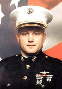 USMC Captain Lyle Gordon (9/11/1974 - 1/26/2005)