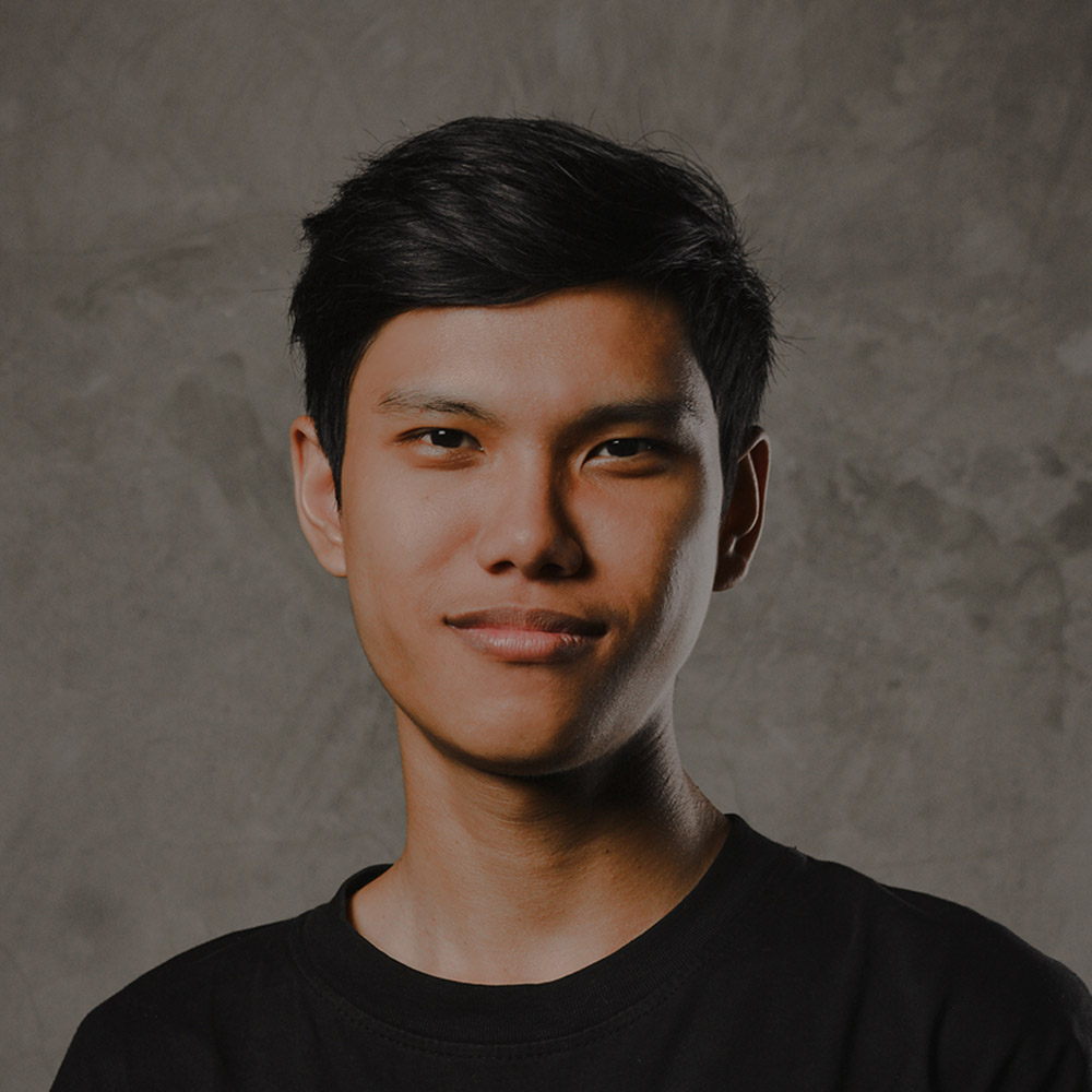 RYAN STEVAN  | Graphic Designer  Ryan was born in Makassar on November 15th, 1995. He is a graduate of Universitas Multimedia Nusantara, Tangerang in 2017 holding S1 title in DKV (graphic design).  Ryan did his internship with Indigo, then decided to join the team permanently as graphic designer in 2017. He is responsible for signage concept making, presentation design, graphic content, and project coordination.   Download CV