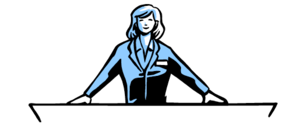 The same clip art illustration after background graphics have been removed