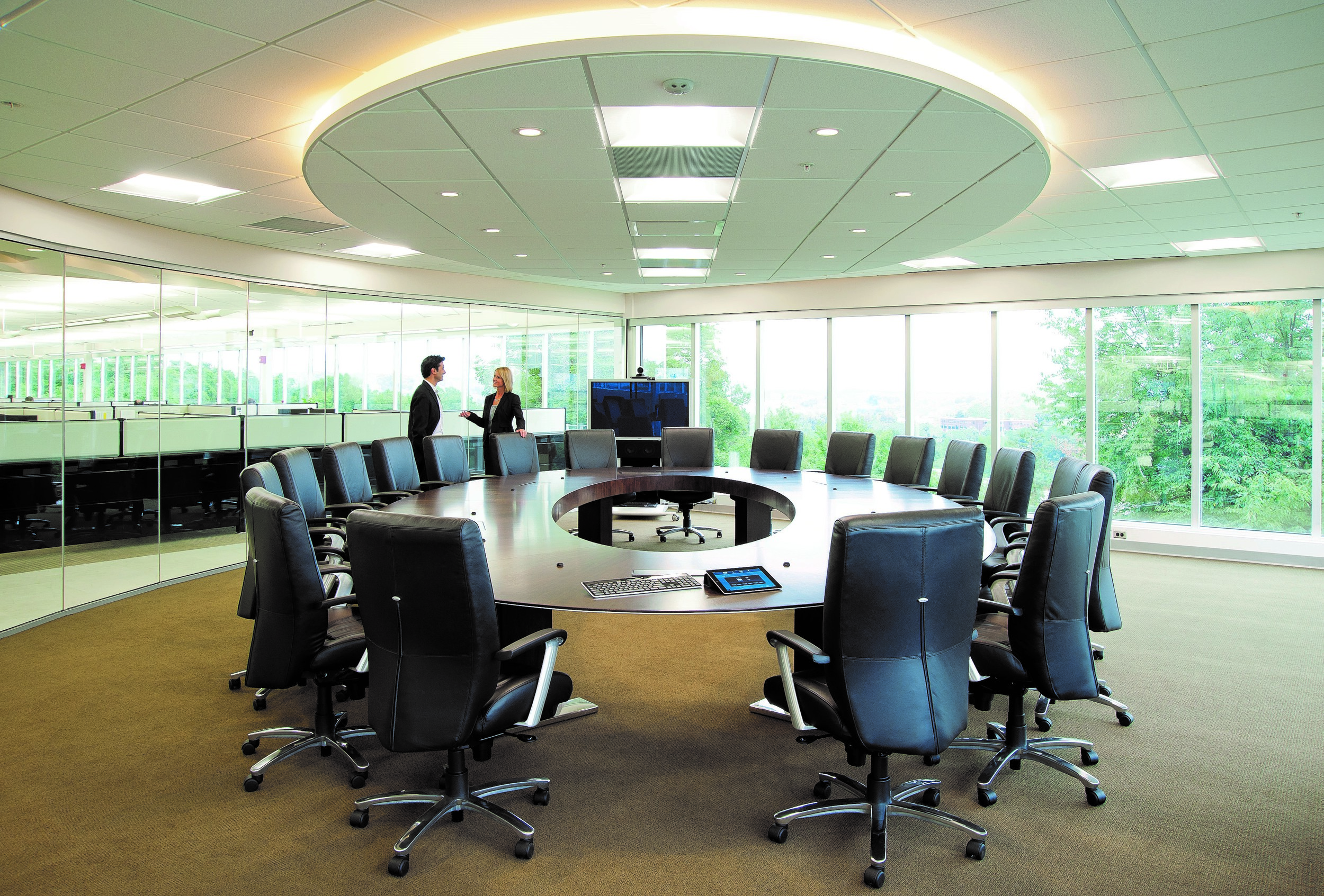 Image credit: the  FAEF Board Room