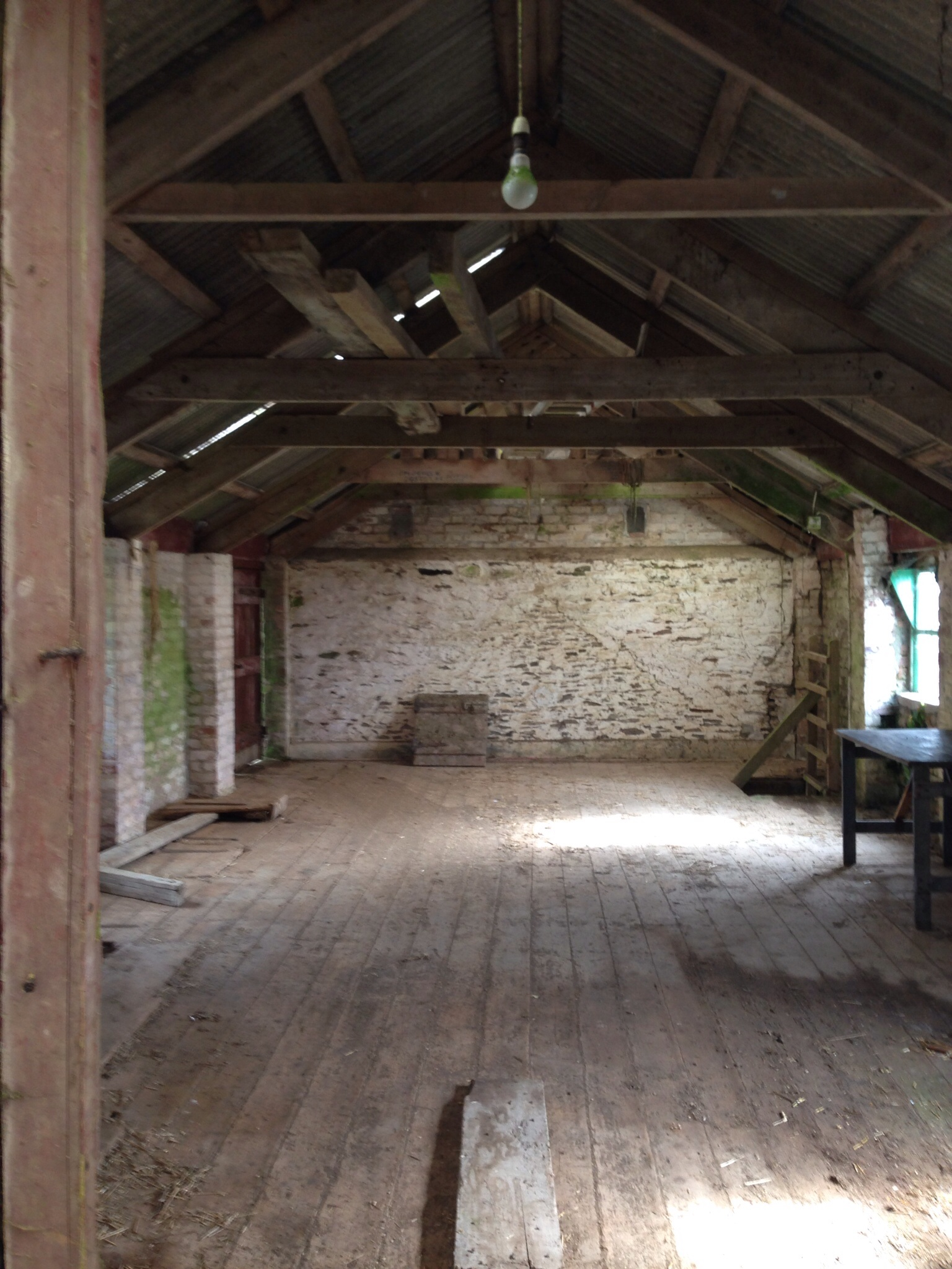 Ready for dressing our new 'workshop' barn....rustic is so now darling....!!!