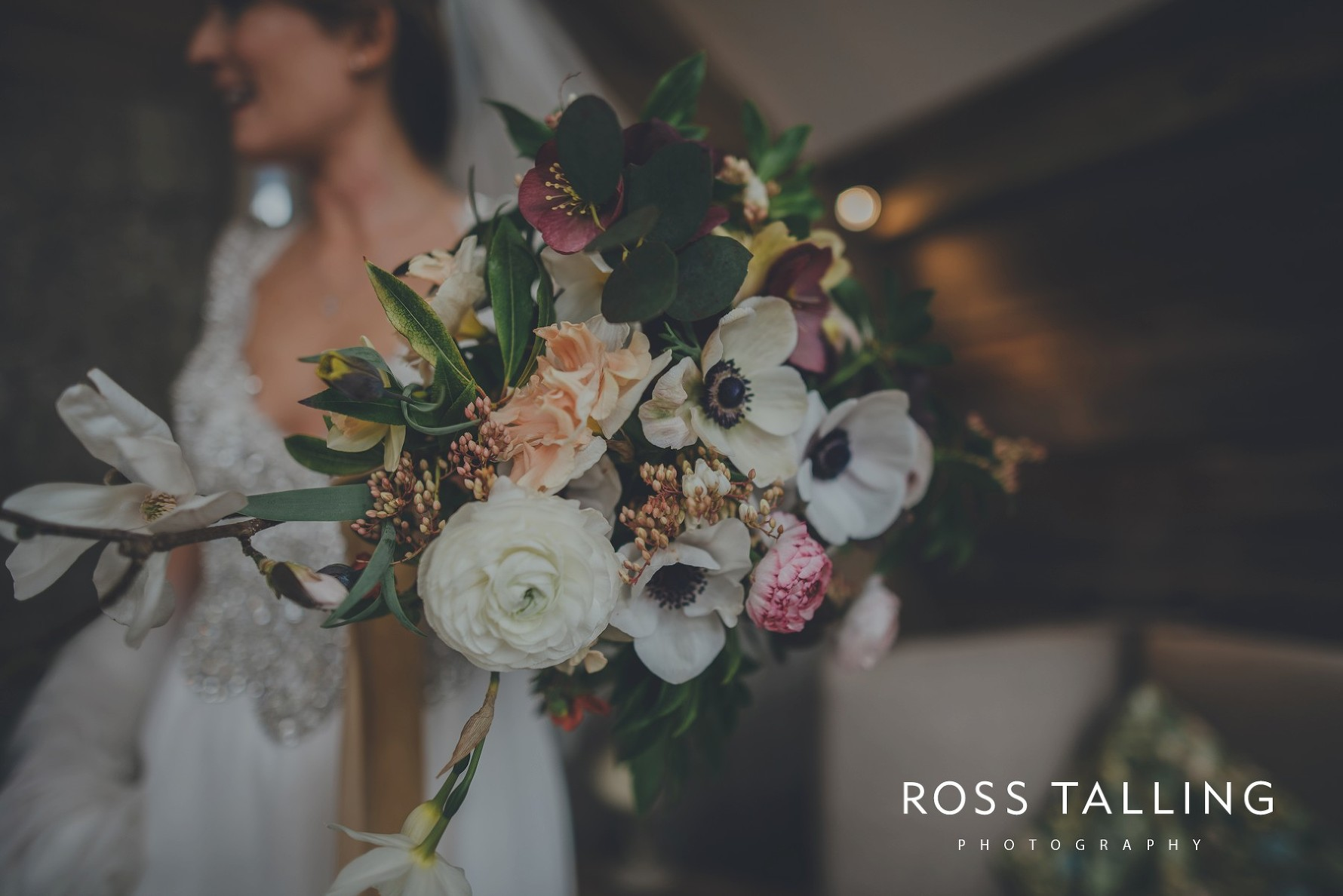 Emma's Bridal Bouquet