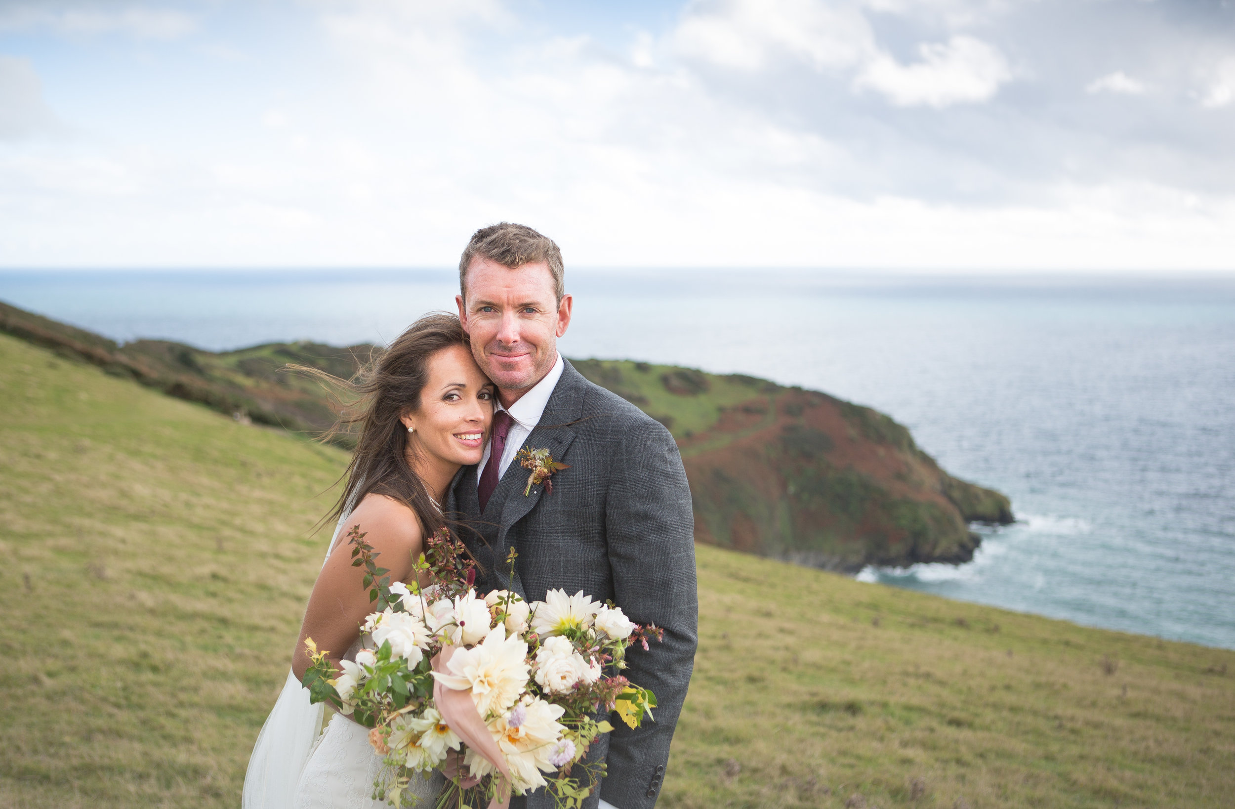 James & Carly - image by Ashley Hampson