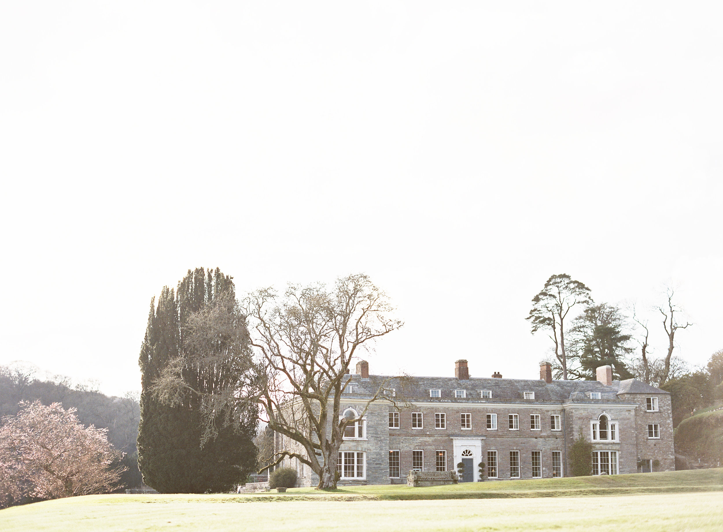 Boconnoc House, Lostwithiel, Cornwall