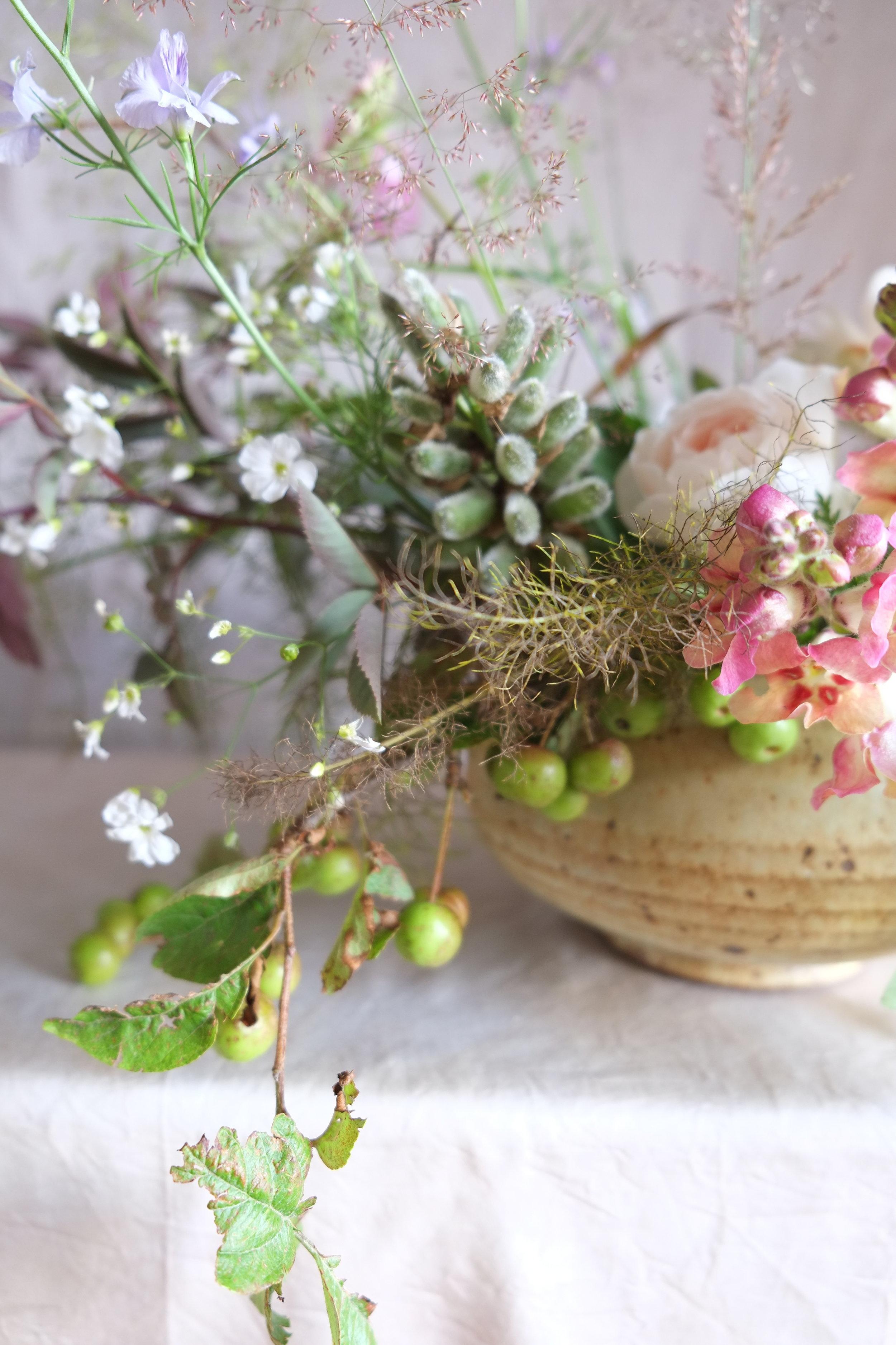July florals