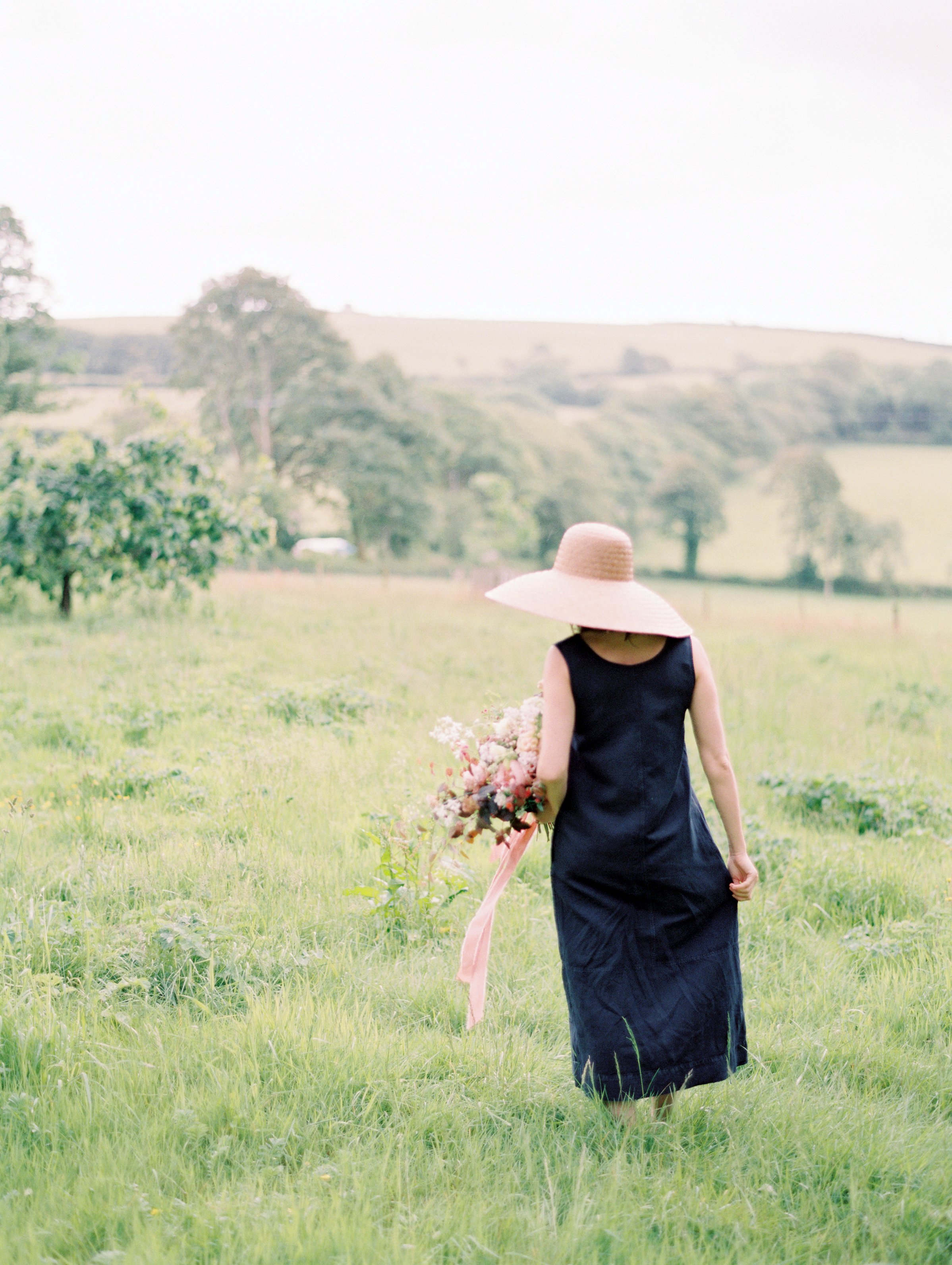 June Bridal Bouquet