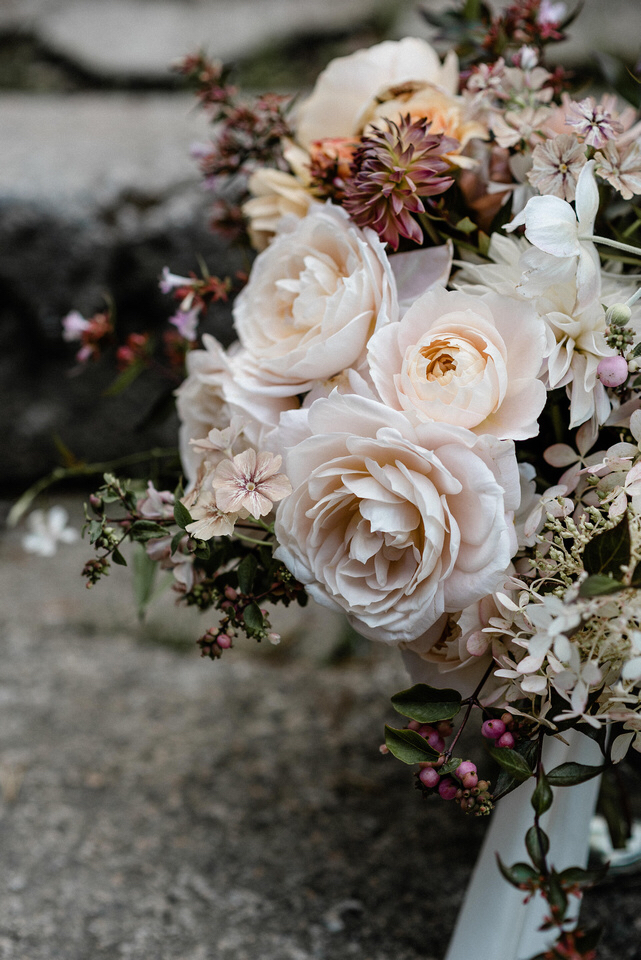 Boconnoc Bridal Bouquet