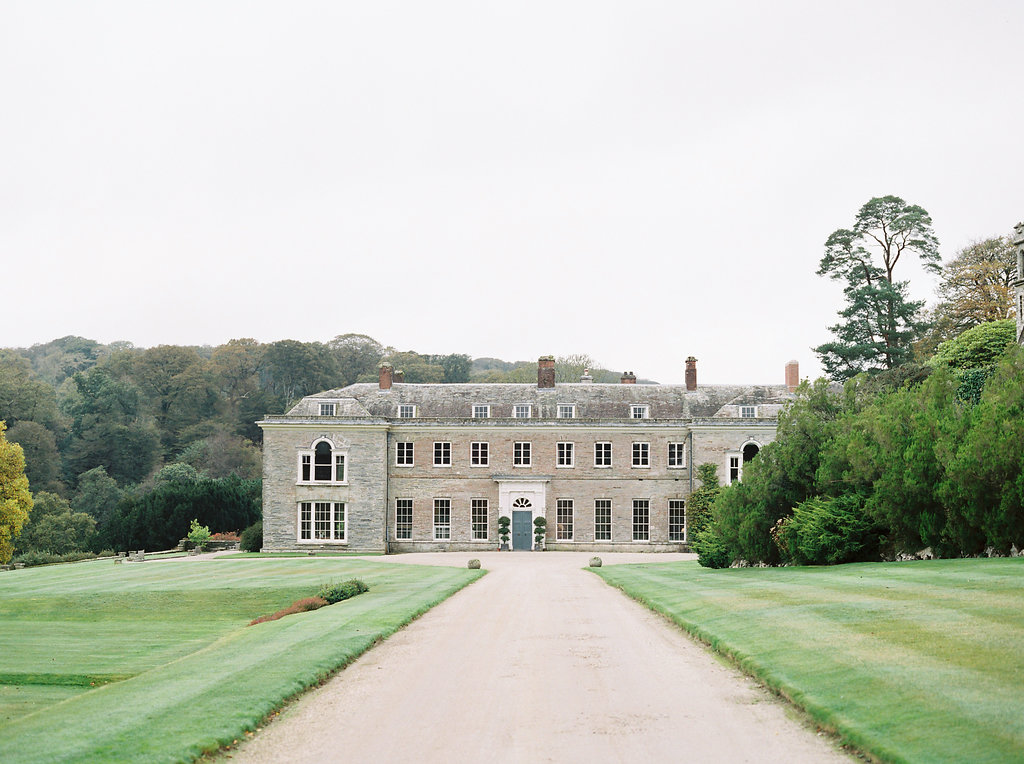 Boconnoc House, Cornwall captured by Imogen Xiana