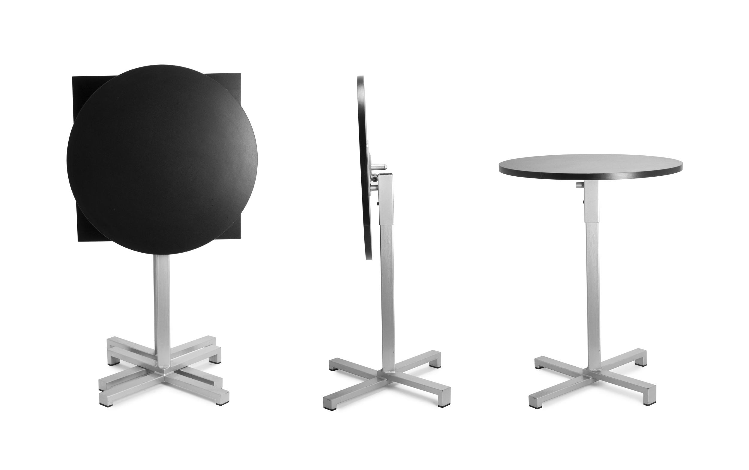 Folding table / Zložljiva miza / prototype project