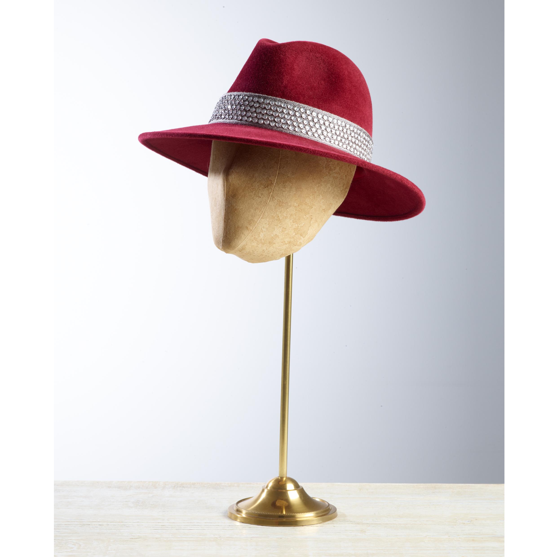 CARINA BURGUNDY, Medium - £75