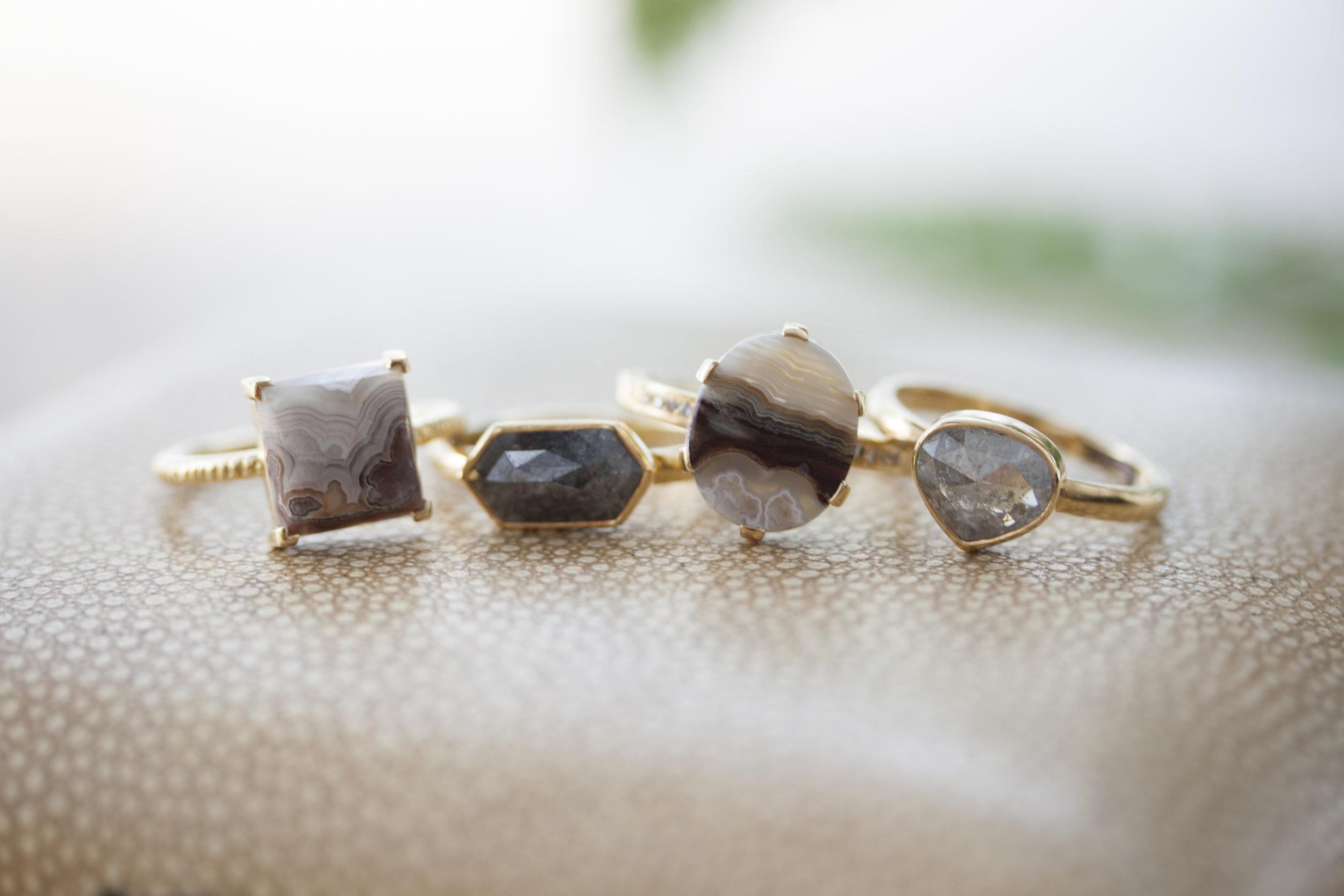 Agate and Diamond Rings Sorrel Bay.jpg