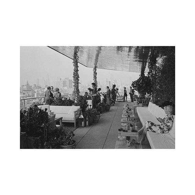 Kentucky Derby rooftop socials. Yashica 35mm + Tmax 400  @publichotels