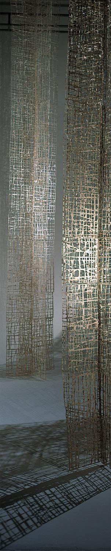 Chika Ohgi - Textural Space Image: Toshiharu Kawabe