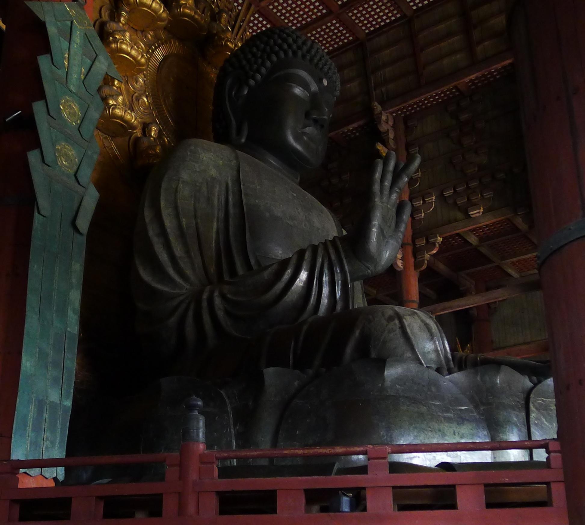A Tree of Immortality: The Buddha at Nara