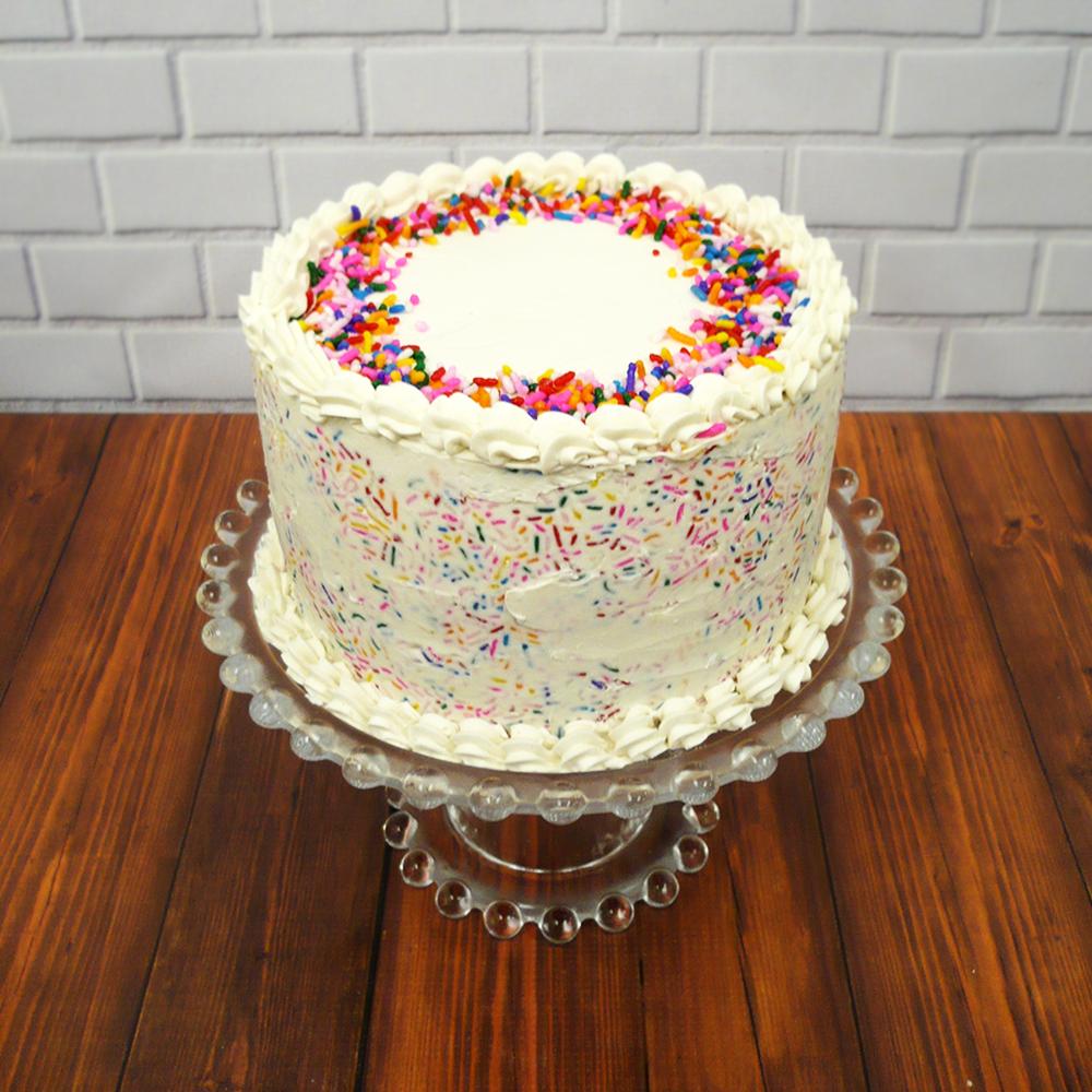 """6"""" Confetti Cake"""