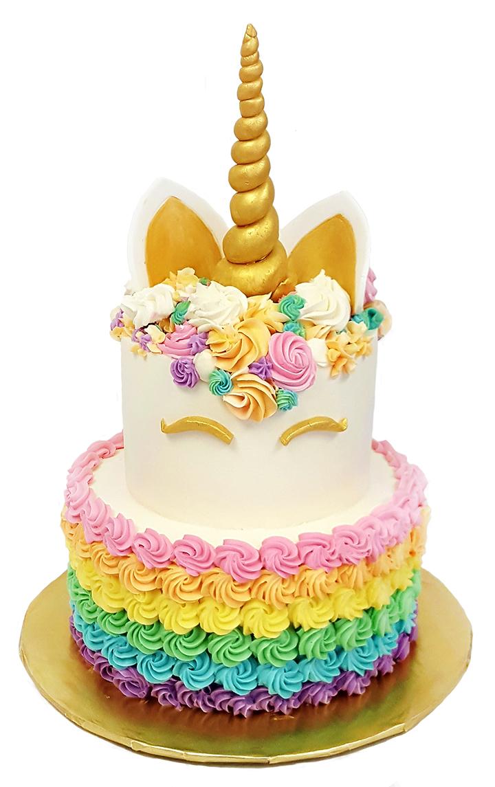 Unicorn Cake - 2018