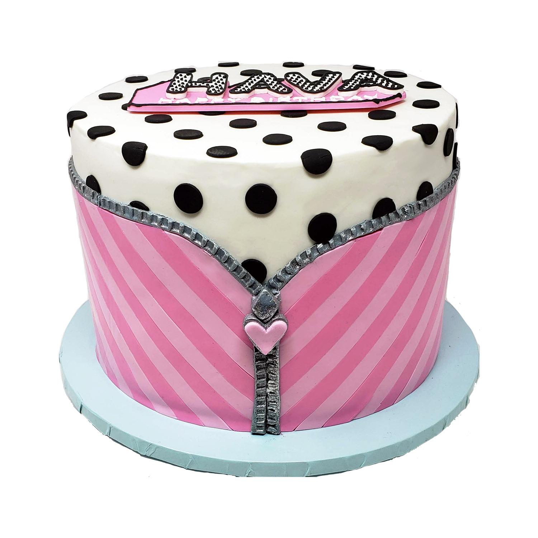 L.O.L. Surprise Themed Cake