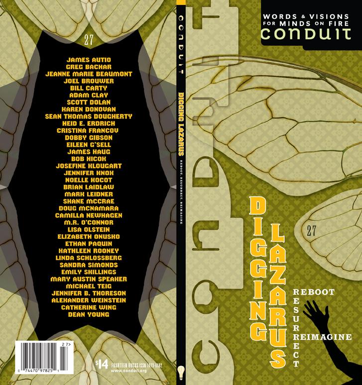 Conduit Magazine Current Issue